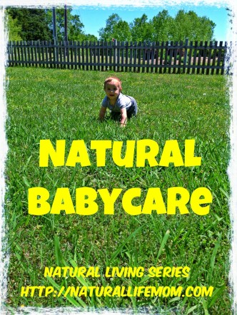 Natural Babycare: A Little Bit of All of It