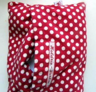 Cherry Pit Pillow
